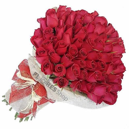 1742 Quanto Amor em 60 Rosas
