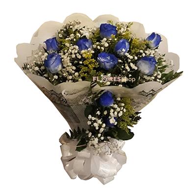 1968 Blue Blue