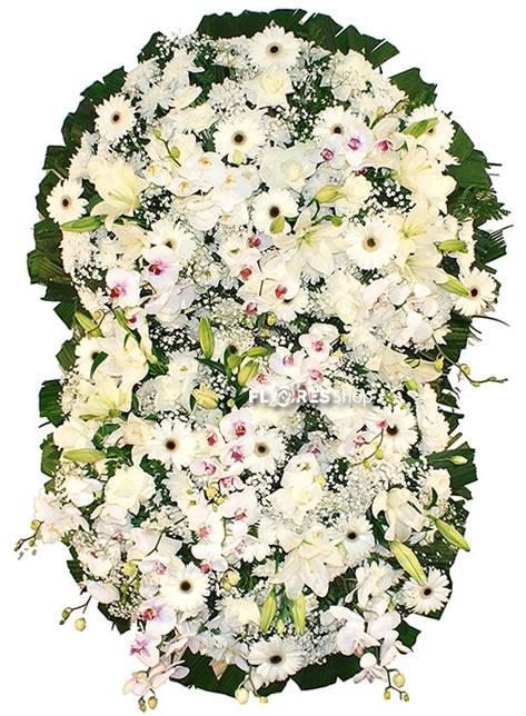 2140 Coroa de flores Requinte
