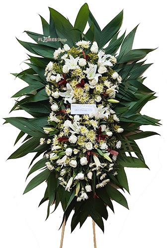 2474 Coroa de Flores Sentimentos
