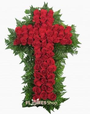 2553 Coroa Cruz de Rosas