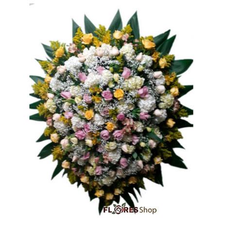 2555 Coroa de Rosas e Mosquitinhos