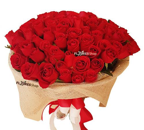 3282 Buquê de rosas gigante
