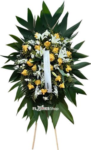 5083 Coroa de Flores Ausência