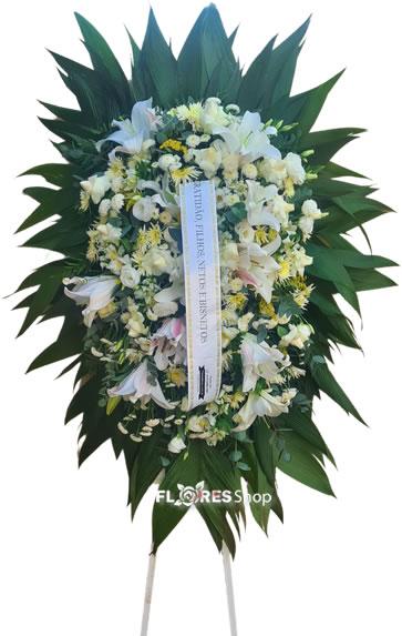5092 Coroa de Flores Ternura