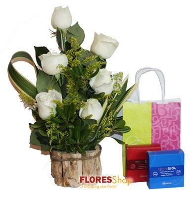 514 Rosas com Carinho