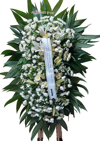 5157 Coroa de Flores Amizade