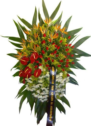 562 Coroa de Flores Alfa