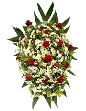 565 Coroa de flores Jardim da Saudade