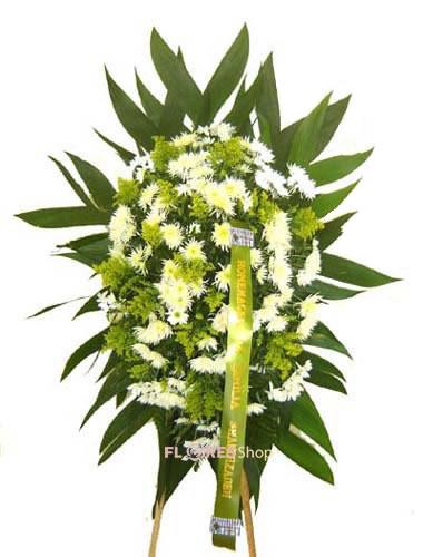746 Coroa de Flores Pequena